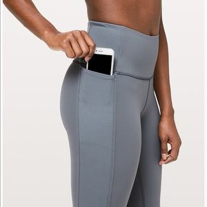 Lululemon Wunder Under High-Rise Tight Rib 28""